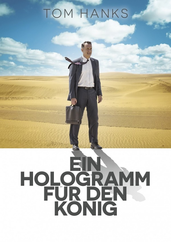 Affiche du film A Hologram for the King