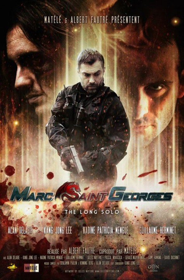 Affiche du film Marc Saint Georges