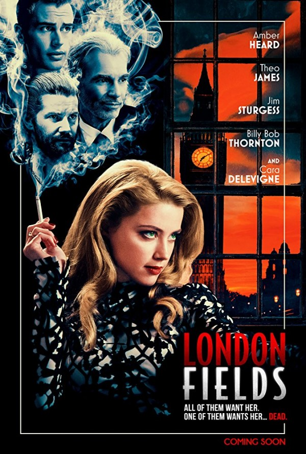 Affiche du film London Fields