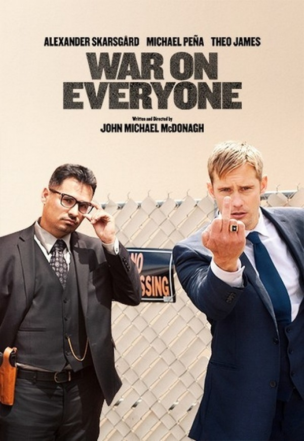 Affiche du film War on Everyone