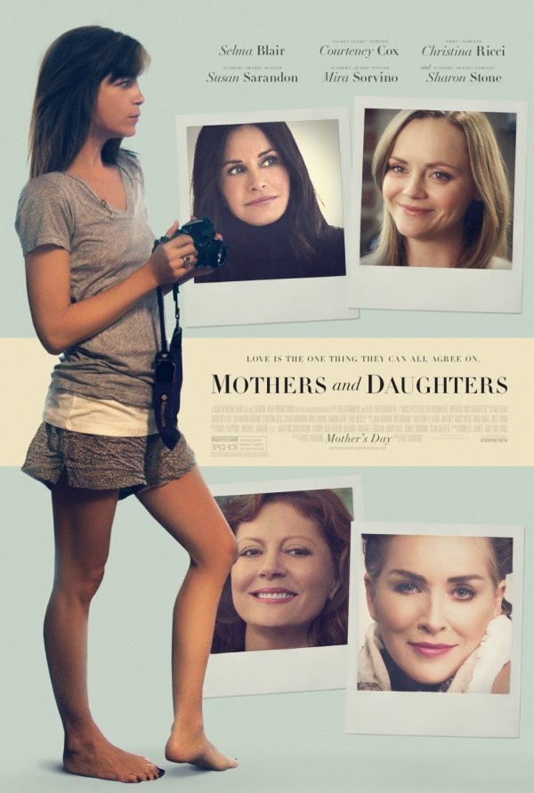 Affiche du film Mothers and Daughters