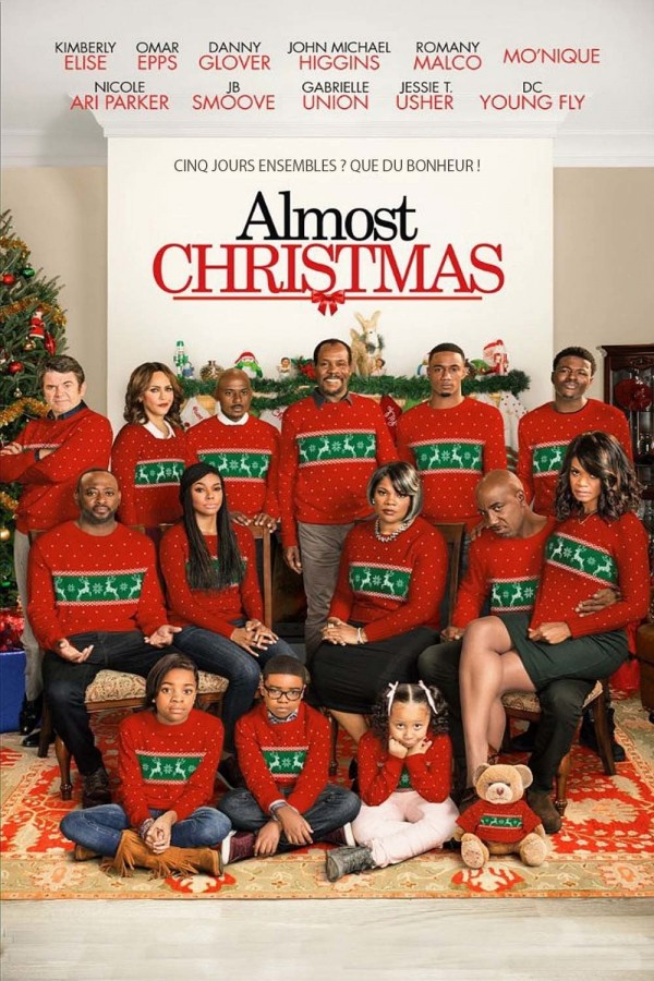 Affiche du film A Meyers Christmas