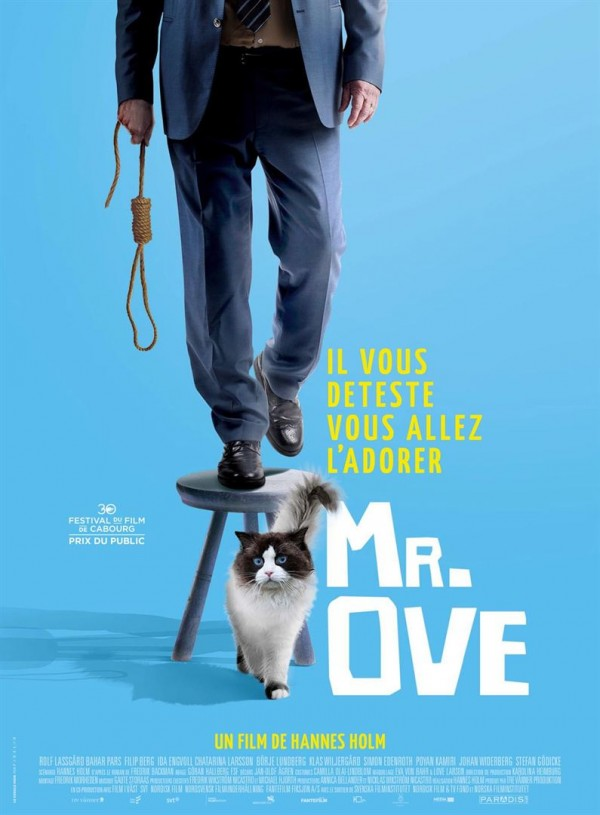 Affiche du film Mr. Ove