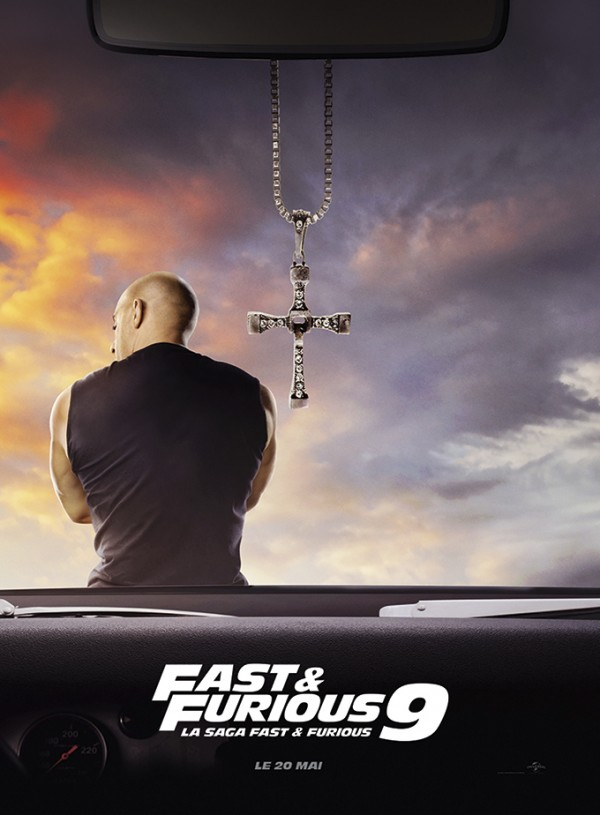 Affiche du film Fast and Furious 9