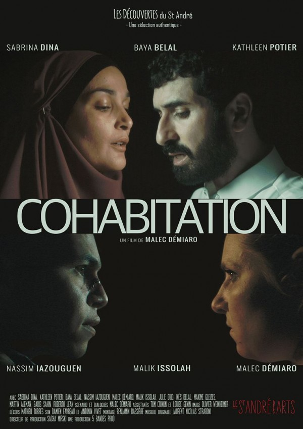 Affiche du film Cohabitation