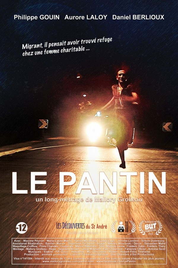 Affiche du film Le Pantin