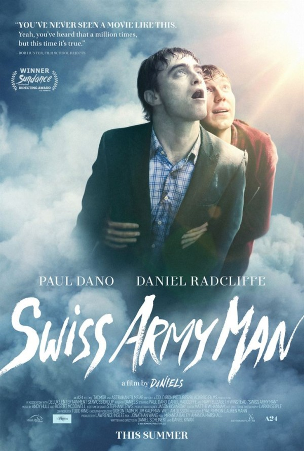 Affiche du film Swiss Army Man