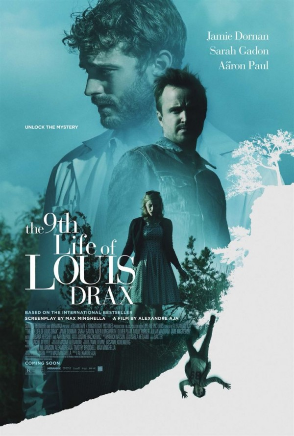 Affiche du film The 9th Life of Louis Drax