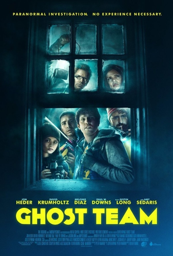 Affiche du film Ghost Team