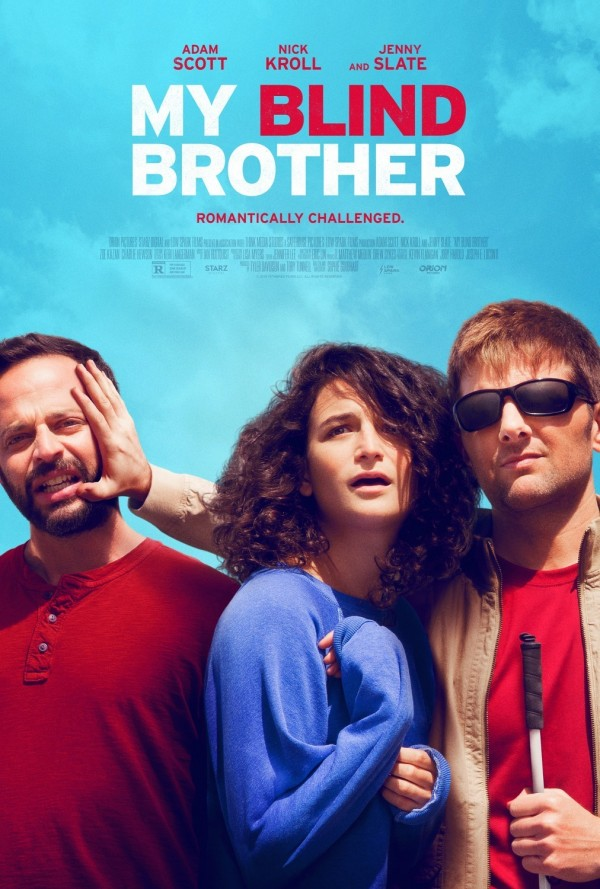 Affiche du film My Blind Brother