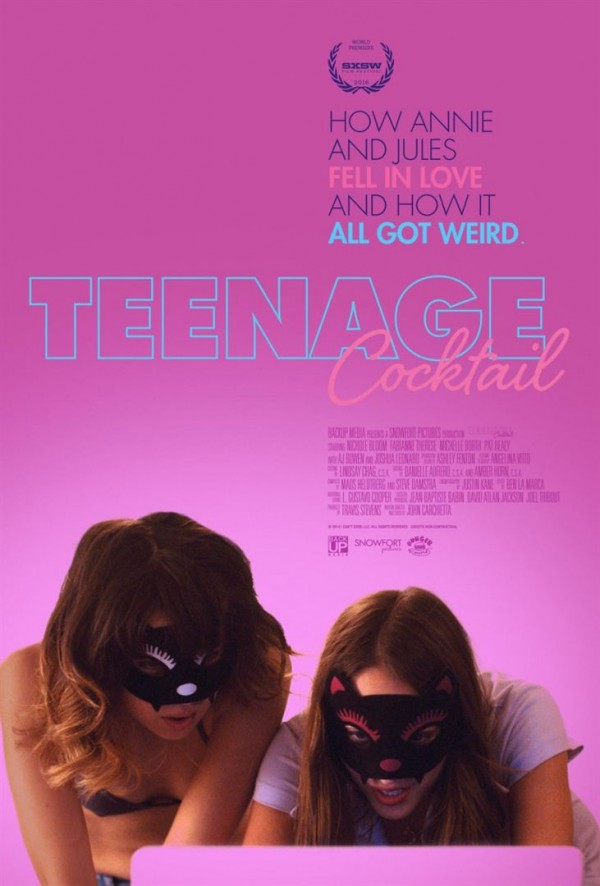 Affiche du film Teenage Cocktail