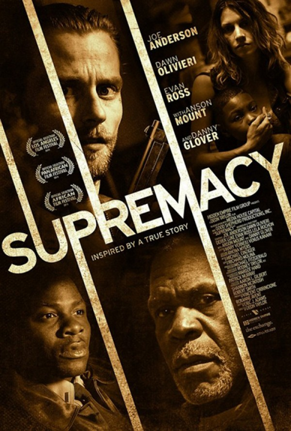 Affiche du film Supremacy