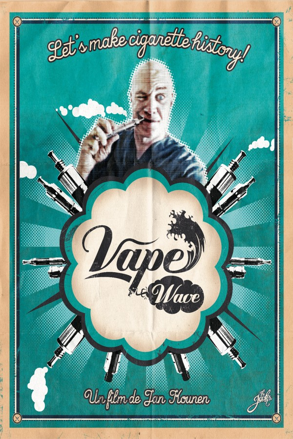 Affiche du film Vape Wave