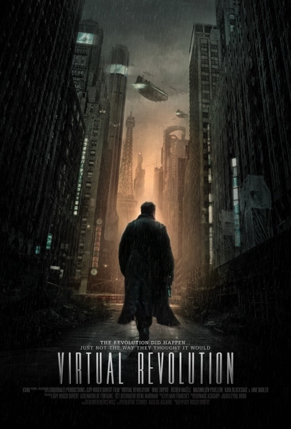 Affiche du film Virtual Revolution