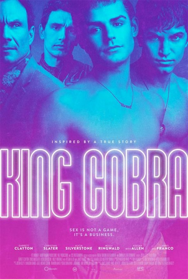 Affiche du film King Cobra