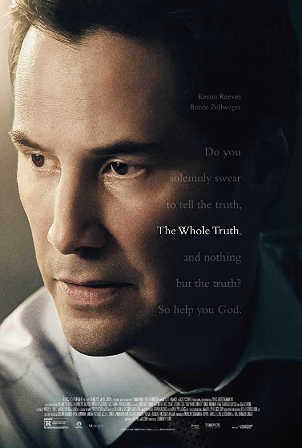 Affiche du film The Whole Truth