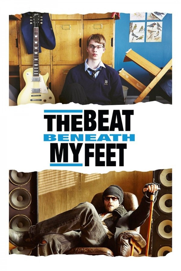 Affiche du film The Beat Beneath My Feet
