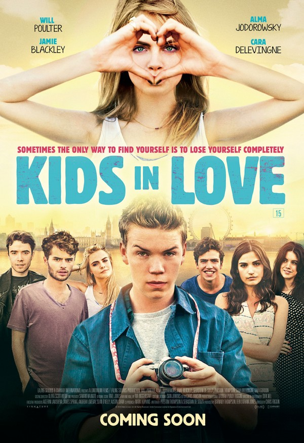 Affiche du film Kids in Love