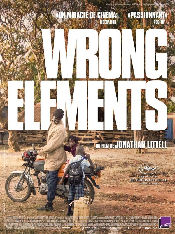 Affiche du film Wrong Elements