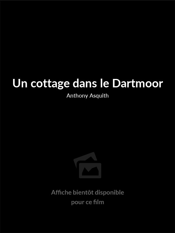 Affiche du film Un cottage dans le Dartmoor