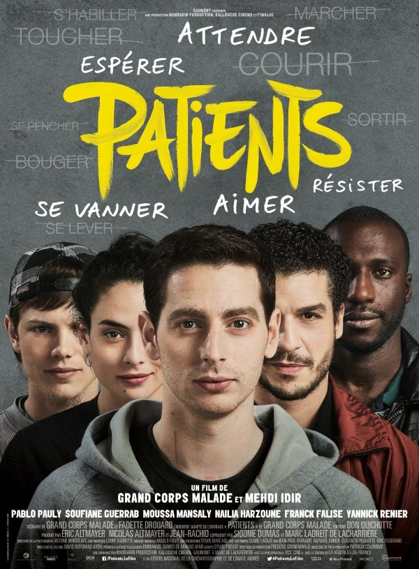 Affiche du film Patients