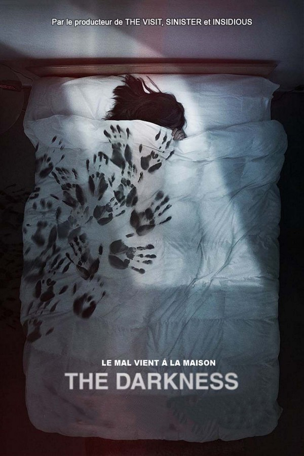 Affiche du film The Darkness