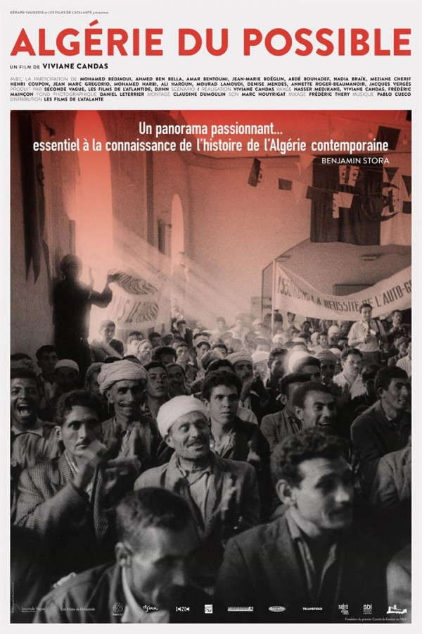 Affiche du film Algérie du possible