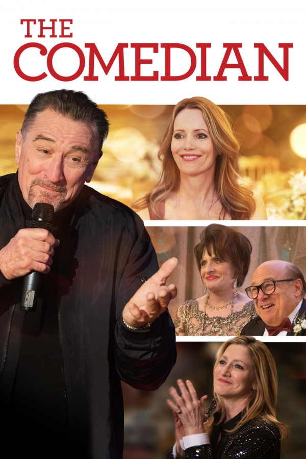 Affiche du film The Comedian