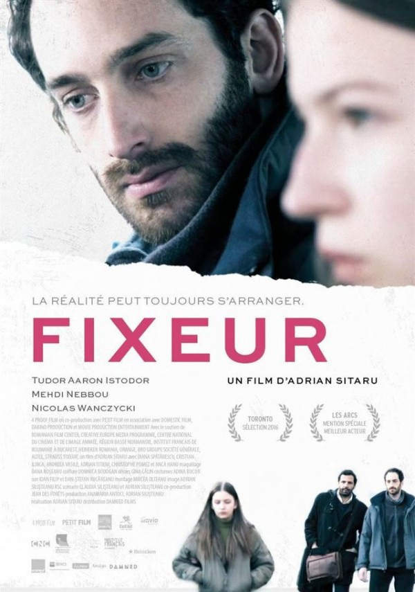 Affiche du film Fixeur