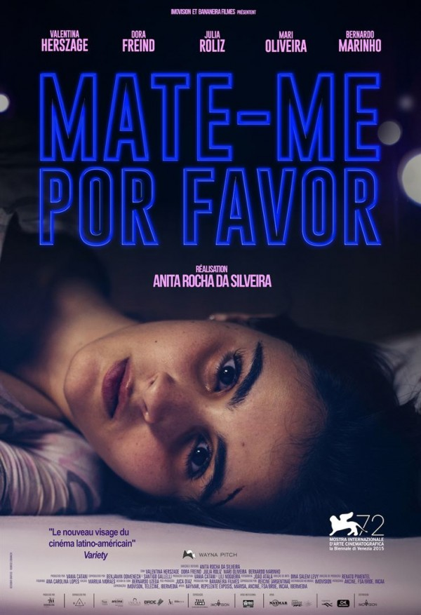 Affiche du film Mate-me Por Favor