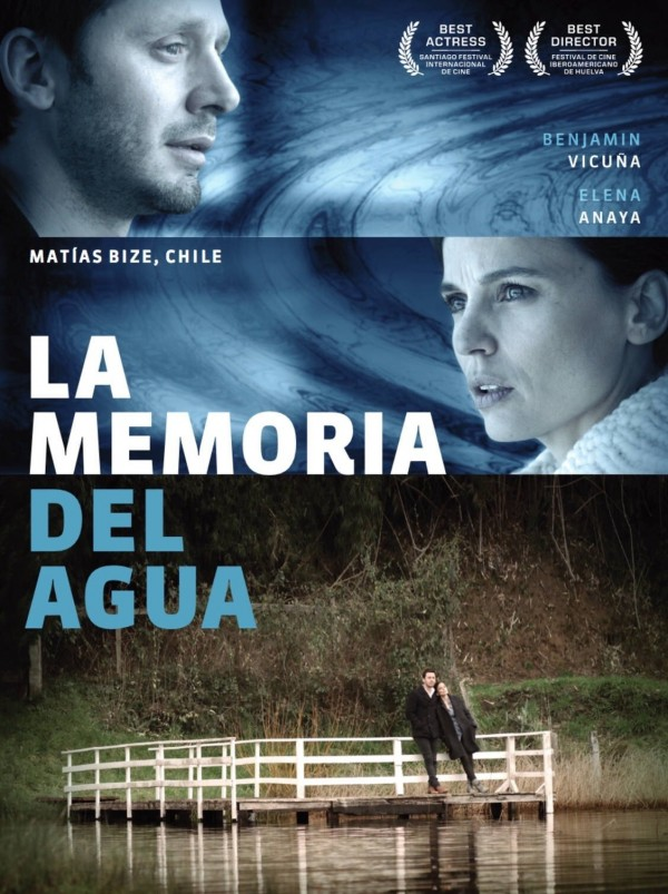 Affiche du film The Memory of Water