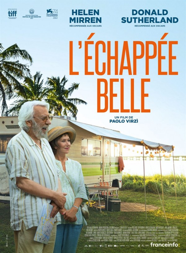 Affiche du film The Leisure Seeker