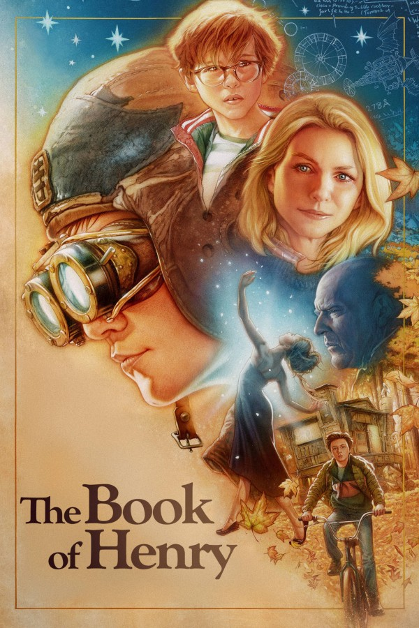 Affiche du film The Book of Henry