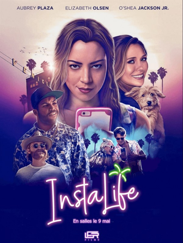 Affiche du film Ingrid Goes West