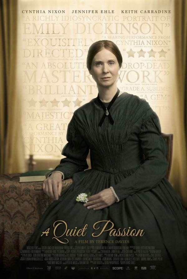 Affiche du film Emily Dickinson, a Quiet Passion