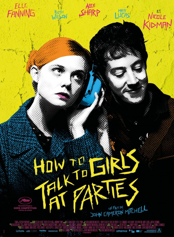 Affiche du film How to Talk to Girls at Parties