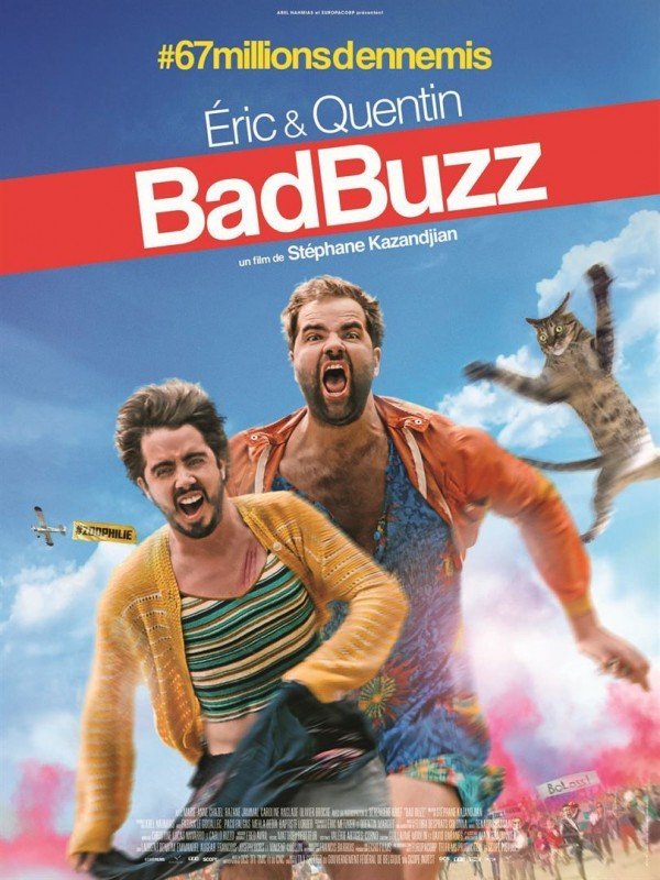 Affiche du film Bad Buzz