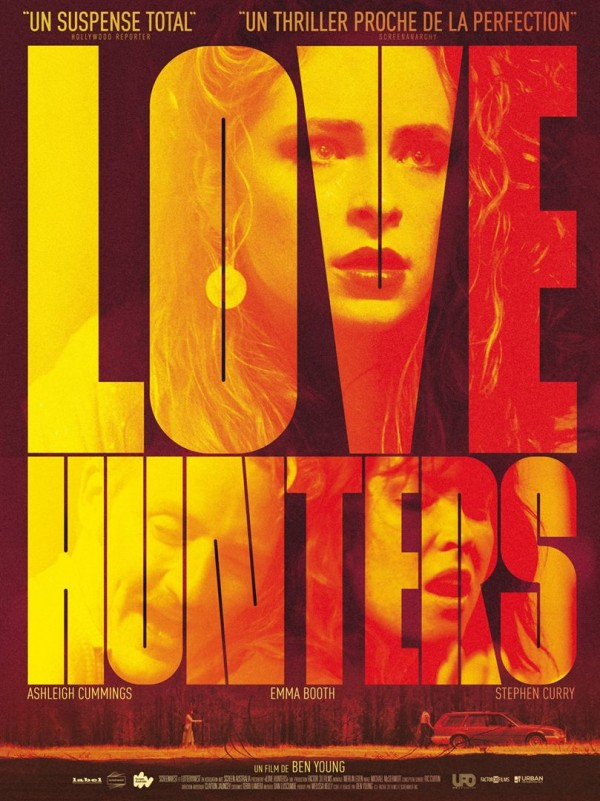Affiche du film Love Hunters