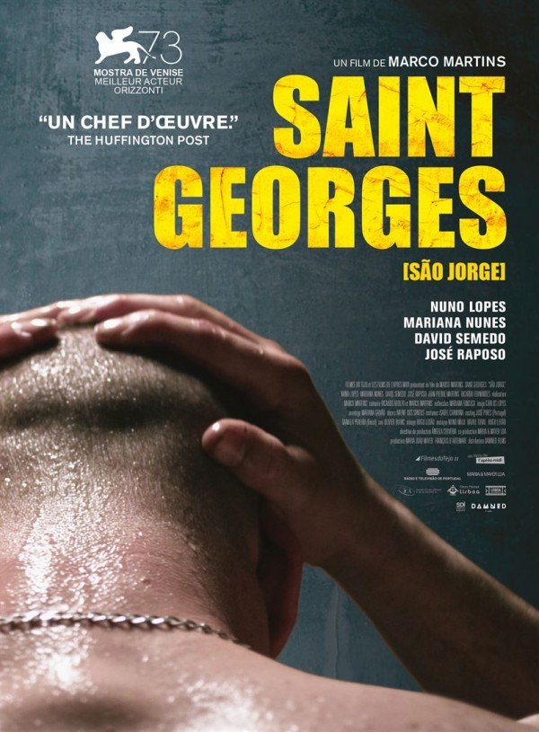 Affiche du film Saint Georges