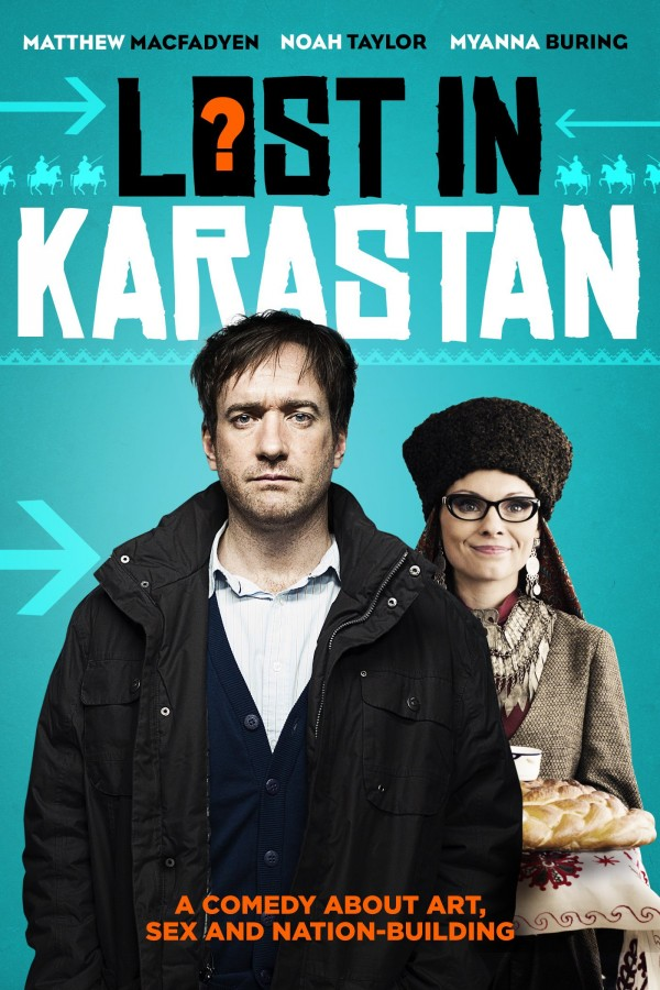 Affiche du film Lost in Karastan