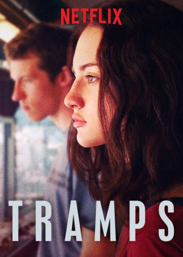 Affiche du film Tramps