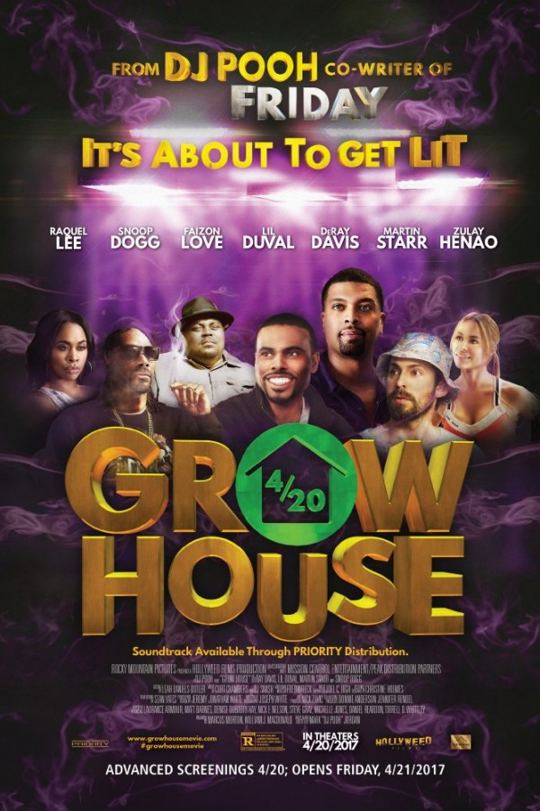 Affiche du film Grow House