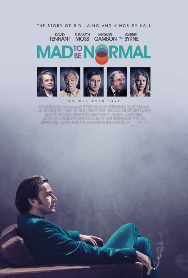 Affiche du film Mad to Be Normal