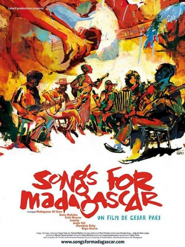 Affiche du film Songs for Madagascar