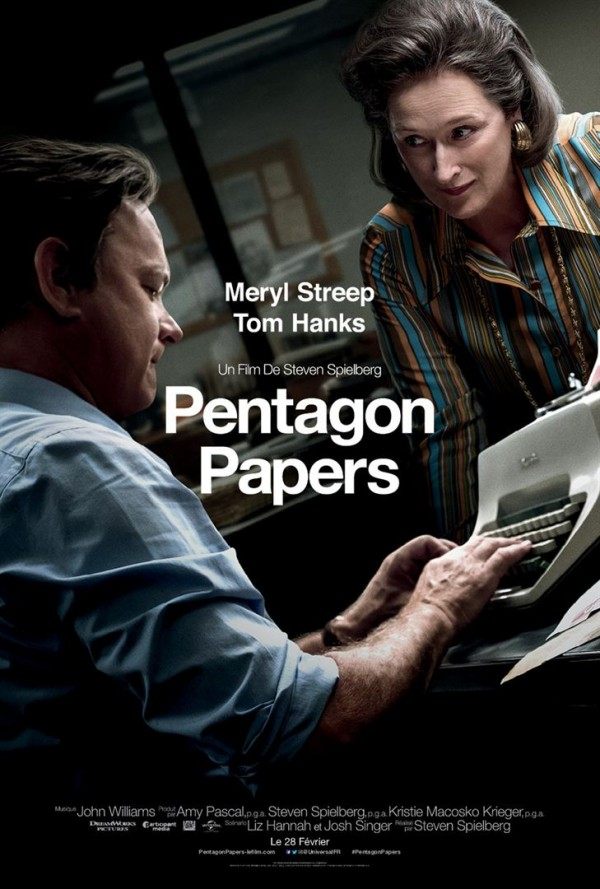 Affiche du film The Papers
