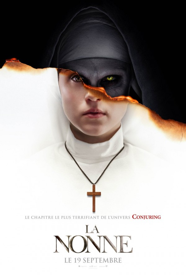 Affiche du film The Nun