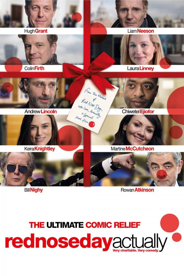 Affiche du film Red Nose Day Actually