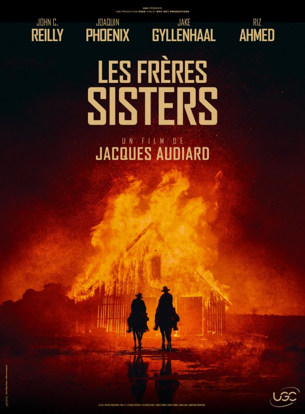 Affiche du film The Sisters Brothers