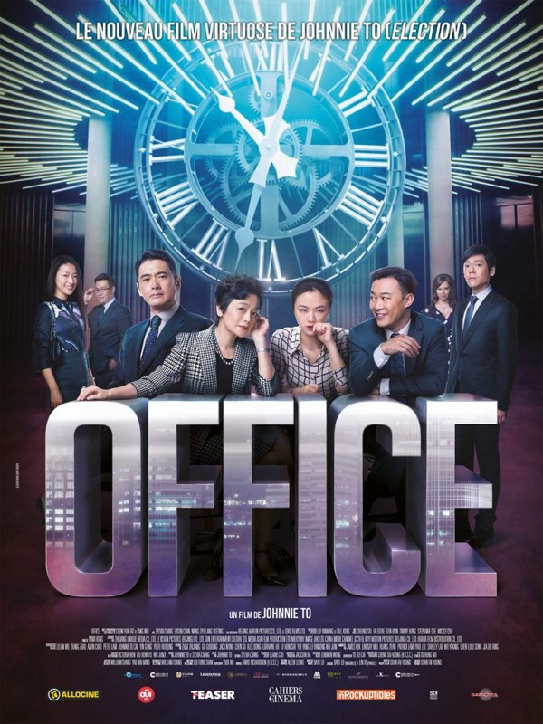 Affiche du film Office