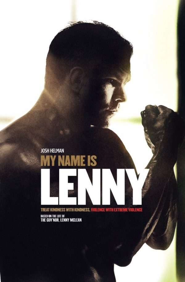 Affiche du film My Name Is Lenny